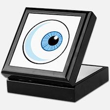 Eye Keepsake Box