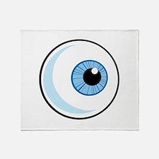 Eye Throw Blanket