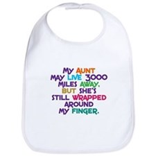 Wrapped Around My Finger Bib