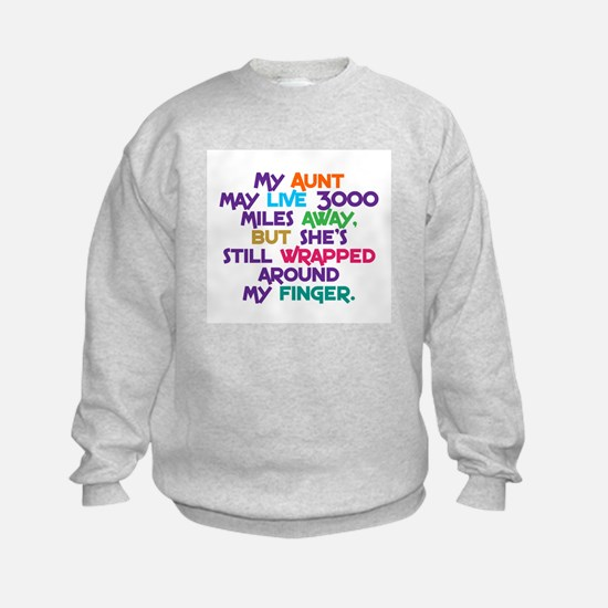 Wrapped Around My Finger Sweatshirt