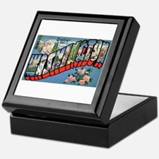Washington State Greetings Keepsake Box