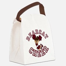 BCHEER7.png Canvas Lunch Bag