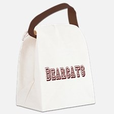 BEARCATS7.png Canvas Lunch Bag