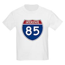 Interstate 85 Kids T-Shirt