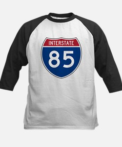 Interstate 85 Kids Baseball Jersey