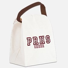 PRHSCHEER1.png Canvas Lunch Bag