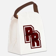PRBCATCHEER1.png Canvas Lunch Bag
