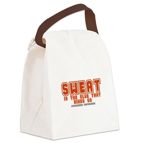 SWEAT_1GRN_HOUNDS.png Canvas Lunch Bag