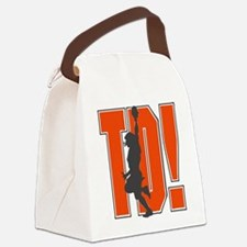 32213666ORANGEGRAY.png Canvas Lunch Bag