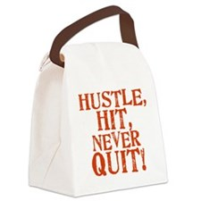 HUSTLE_HIT_1_ORANGE.png Canvas Lunch Bag