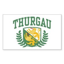 Thurgau Decal