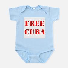 Free Cuba Infant Creeper