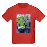 SpongeBob 42nd St Kids Dark T-Shirt