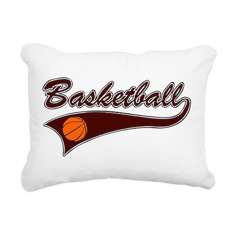 32211436_CRIMSON.png Rectangular Canvas Pillow