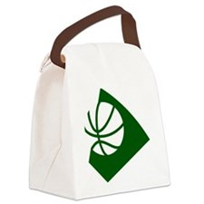 j0196506_GREEN.png Canvas Lunch Bag