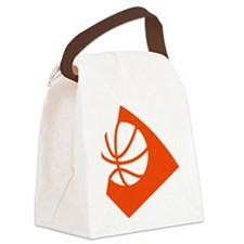 j0196506_ORANGE.png Canvas Lunch Bag