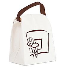 j0330066_CRIMSON.png Canvas Lunch Bag