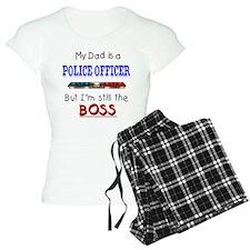 DadIsAPoliceOfficer pajamas