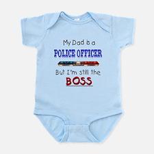 DadIsAPoliceOfficer Infant Bodysuit