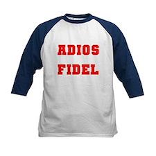 ADIOS FIDEL CASTRO OF CUBA Tee