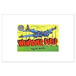 Wendover Field Utah Large Poster