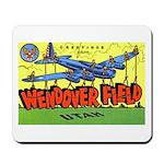 Wendover Field Utah Mousepad