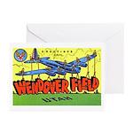 Wendover Field Utah Greeting Cards (Pk of 10)