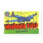Wendover Field Utah Postcards (Package of 8)