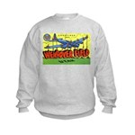 Wendover Field Utah Kids Sweatshirt