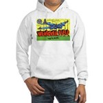 Wendover Field Utah (Front) Hooded Sweatshirt