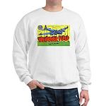 Wendover Field Utah (Front) Sweatshirt