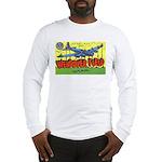 Wendover Field Utah (Front) Long Sleeve T-Shirt
