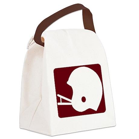 20682626crimson.png Canvas Lunch Bag