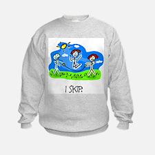I Skip Sweatshirt