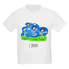 I Skip Kids T-Shirt