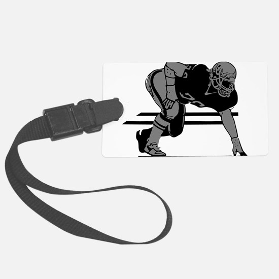2105862GRAY.png Large Luggage Tag