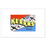 Camp Kearns Utah Large Poster