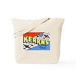 Camp Kearns Utah Tote Bag