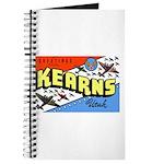 Camp Kearns Utah Journal
