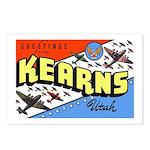 Camp Kearns Utah Postcards (Package of 8)