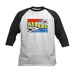 Camp Kearns Utah Kids Baseball Jersey