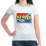 Camp Kearns Utah Jr. Ringer T-Shirt