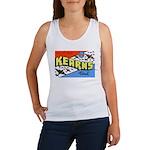Camp Kearns Utah Women's Tank Top