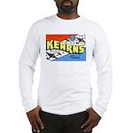 Camp Kearns Utah (Front) Long Sleeve T-Shirt