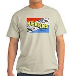 Camp Kearns Utah Ash Grey T-Shirt