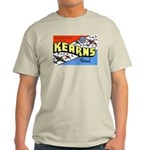 Camp Kearns Utah (Front) Ash Grey T-Shirt
