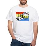 Camp Kearns Utah (Front) White T-Shirt