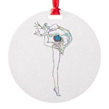 Color Rhythmic Ball Ornament