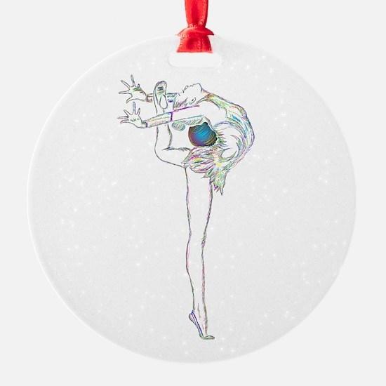 Color Rhythmic Ball Ornament