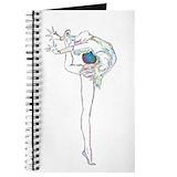 Rhythmic gymnastics Journals & Spiral Notebooks